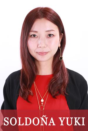 占い師 SOLDOÑA YUKI