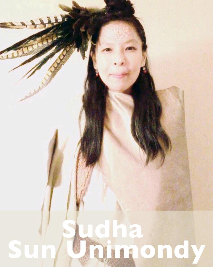 占い師 Sudha Sun Unimondy (スッダ サン ユニマンディ)